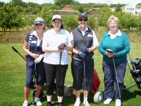 Sarah Bennett Professional Golf coaching