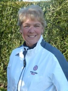 Sarah Bennett England Golf Coach