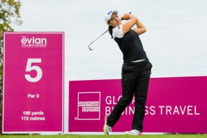 In Gee Chun at the Evian Championship