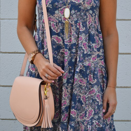 ruffled sundress