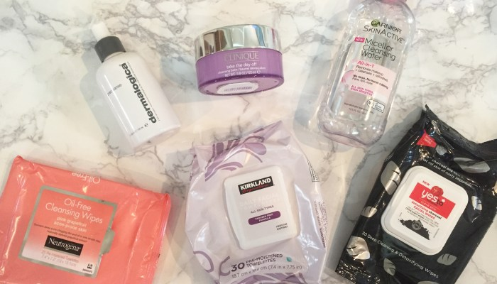 How to Remove Your Makeup: Battle of the Makeup Removers