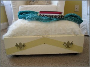 sparkles of sunshine Completed-Drawer-Ottoman