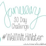 #wellwithwater 30 Day Challenge | Sarah Celebrates