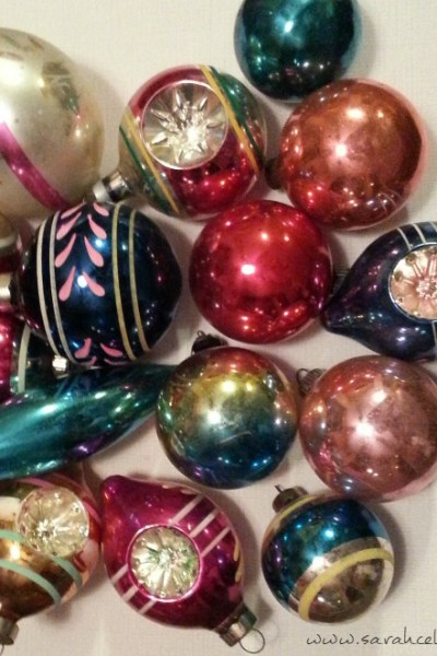Wordless Wednesday – Ornaments