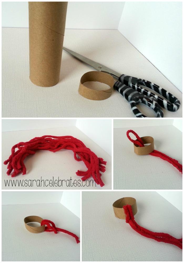 Yarn Hat - Step 1