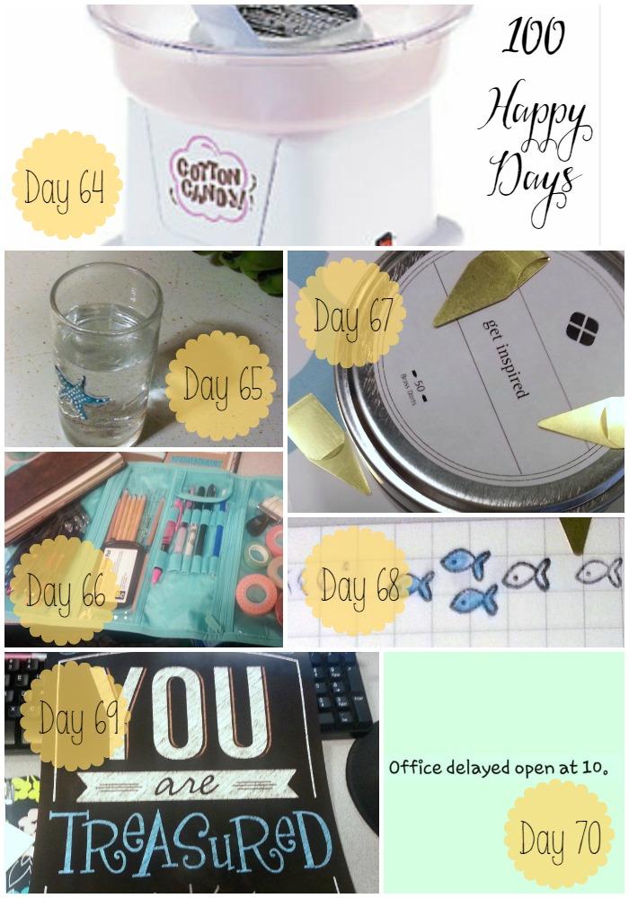 100 Happy Days - Week 10   Sarah Celebrates