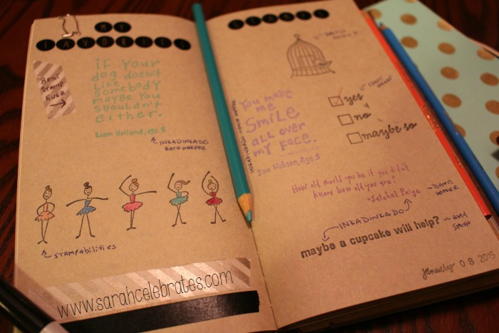 52 Lists 2015 - List 2 - My Favorite Stamps | Sarah Celebrates