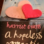 Felt Heart Bookmarks - A good book, page markers and a cup of coffee | Sarah Celebrates