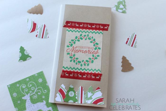 Christmas 2015 Memory Book | Sarah Celebrates
