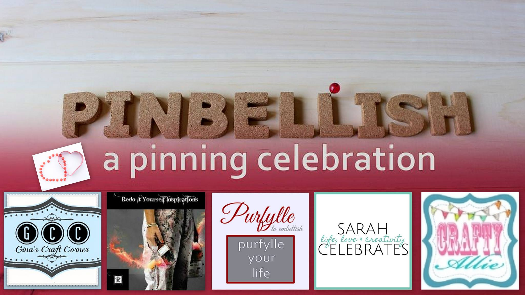 Pinbellish - A Pinning Celebration