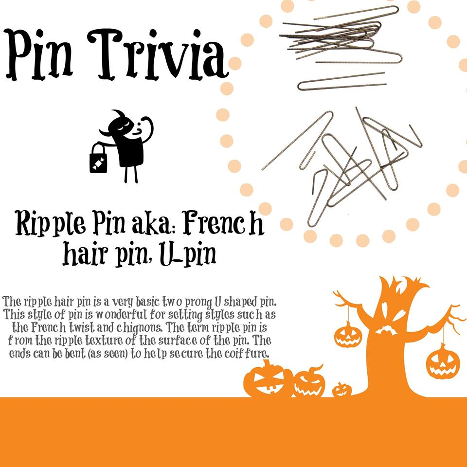 Pinbellish Pin Trivia - Ripple pin