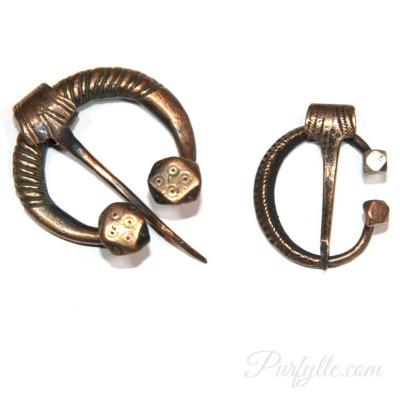 Viking Penannular Brooch   #Pinbellish Pin Trivia