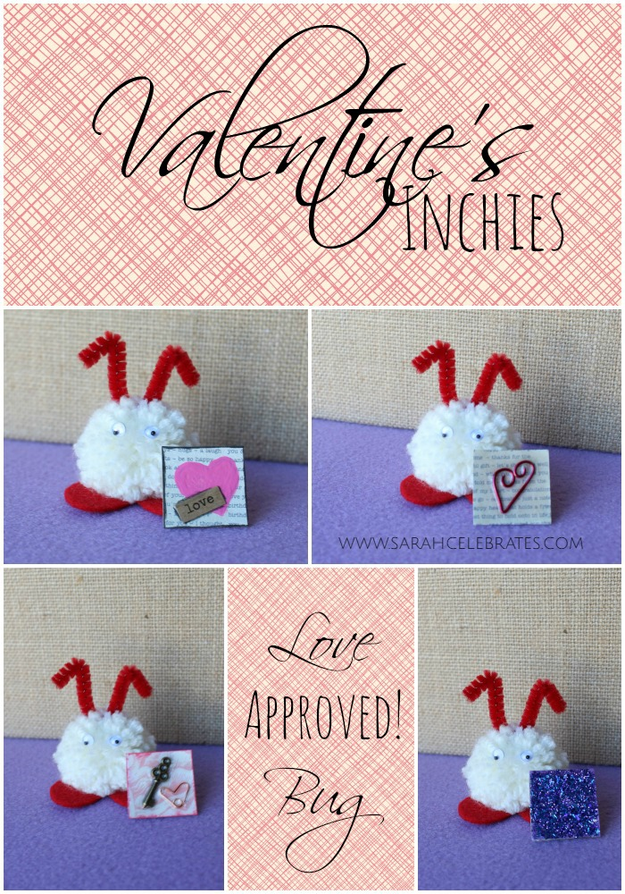 Valentine's Inchies, Love Bug approved