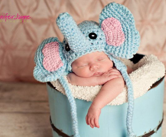 elephant crochet hat | Sarah Special #2usestuesday feature