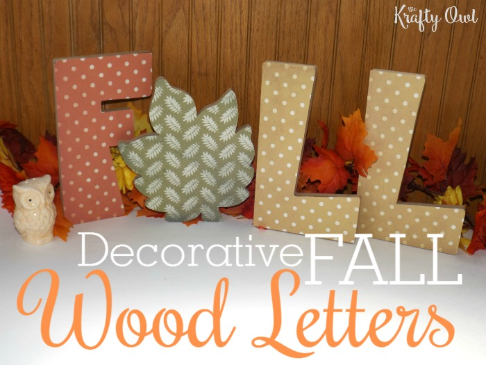 decorative-fall-wood-letters