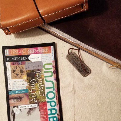 Creating a Vision Board To Keep You Inspired