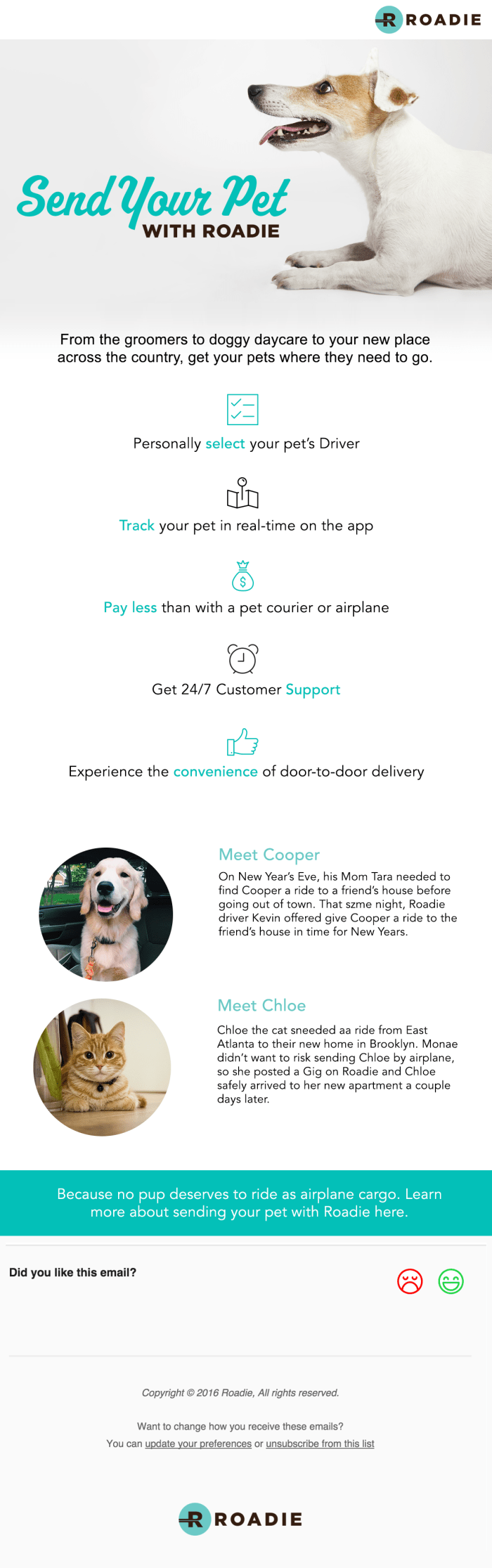 PetShipping_Email