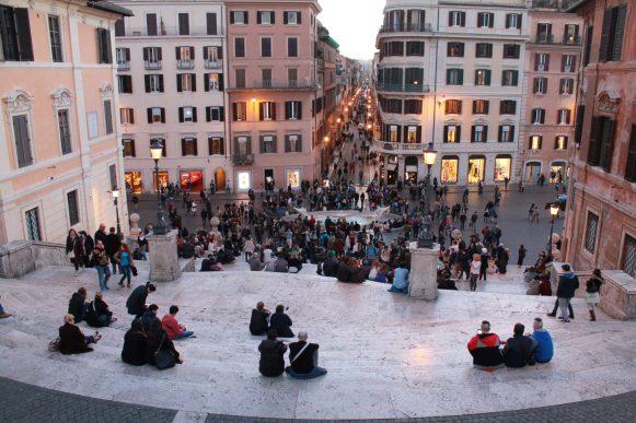 Piazza de Spagna Rome