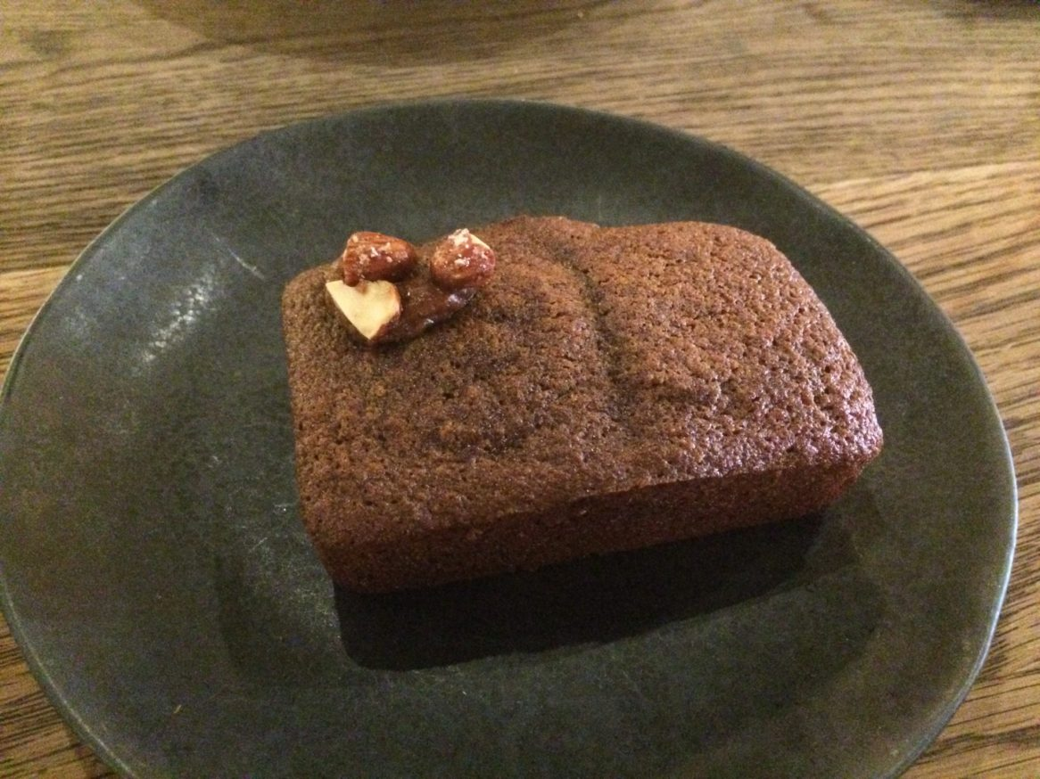restaurant high street on market Chocolate Almond date cake