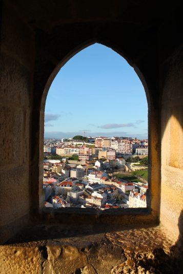 Castelo de São Jorge, Lisbonne