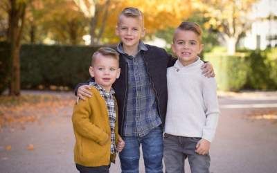 What to Wear to your Family Portrait Session