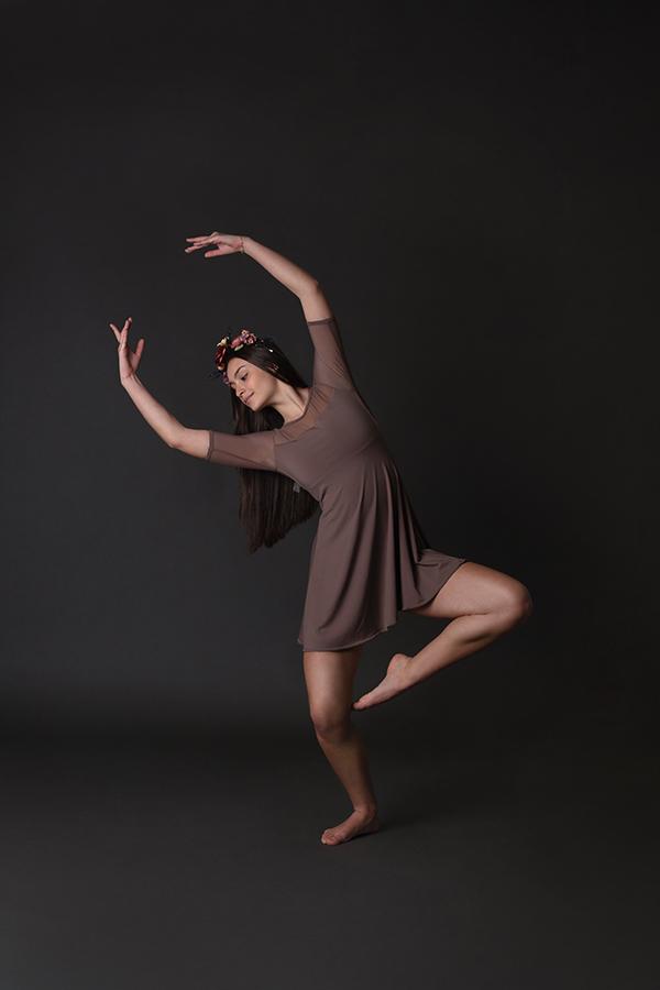 Lyrical Dance Portrait