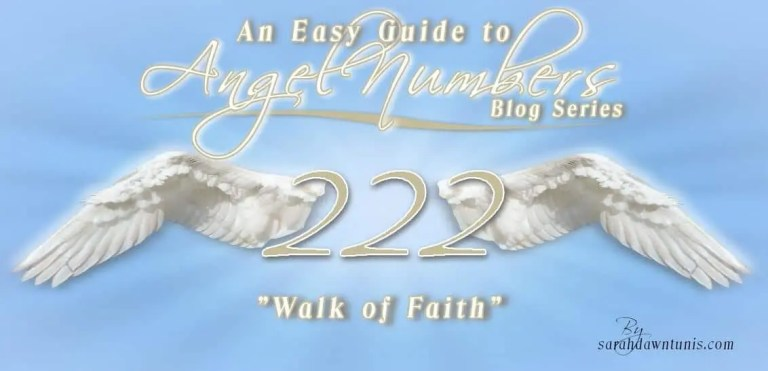 Angel Number 222. An Easy Guide to Angel Numbers by Sarahdawn Tunis