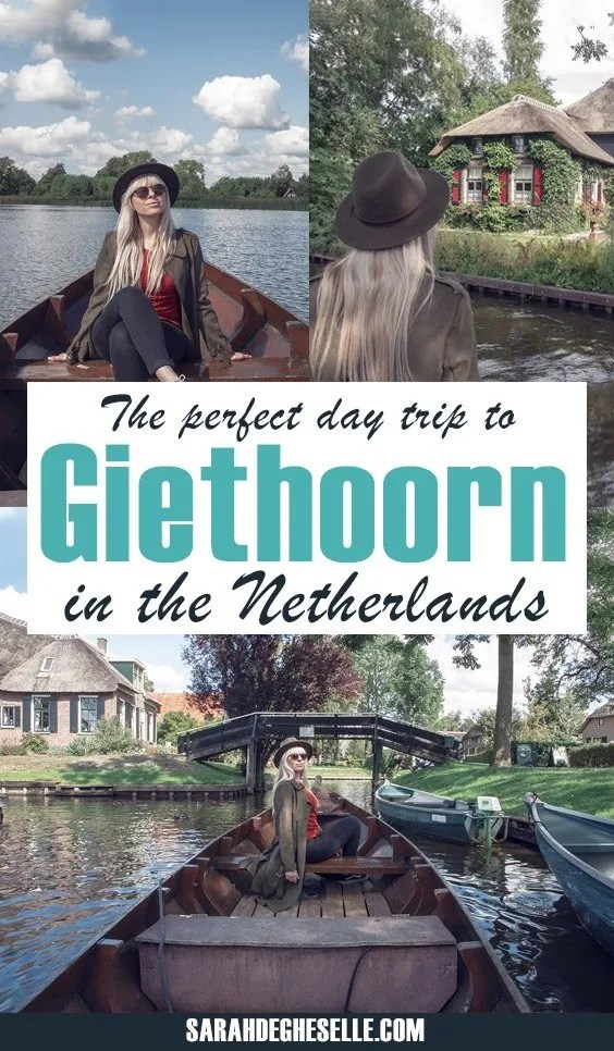 The perfect day trip to fairytale Giethoorn in the Netherlands
