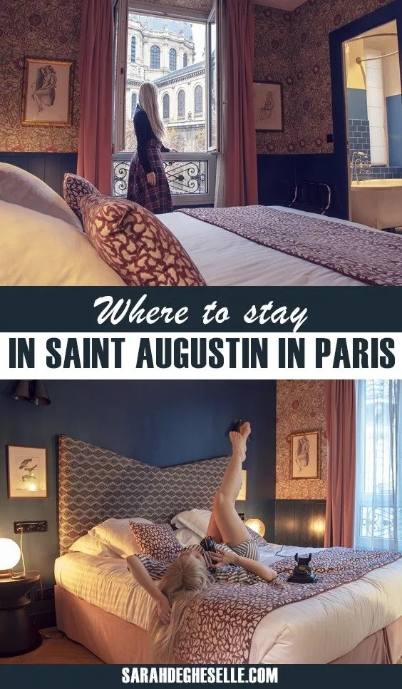 where to stay in Saint Augustin in Paris? Hotel Maison Malesherbes