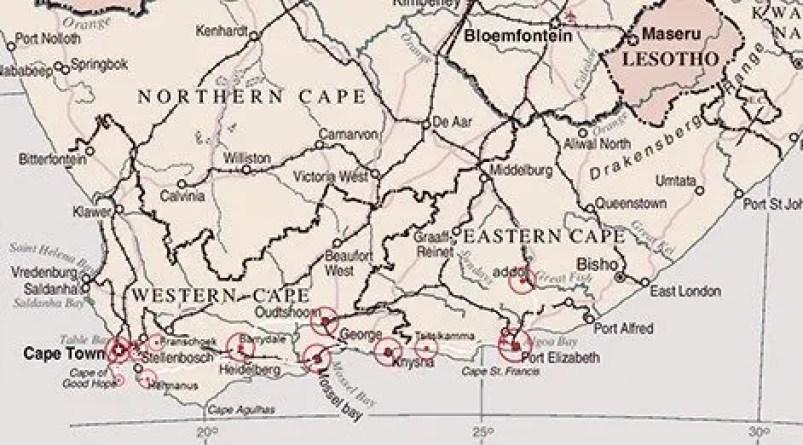De perfecte reisplanning voor de Tuinroute in Zuid-Afrika