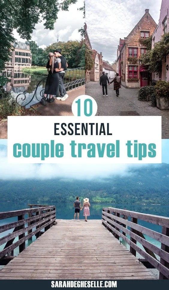 10 essential couple travel tips