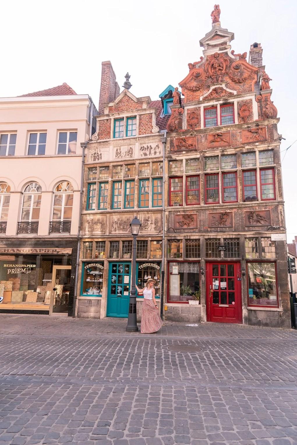 Instagrammable hotspots Gent