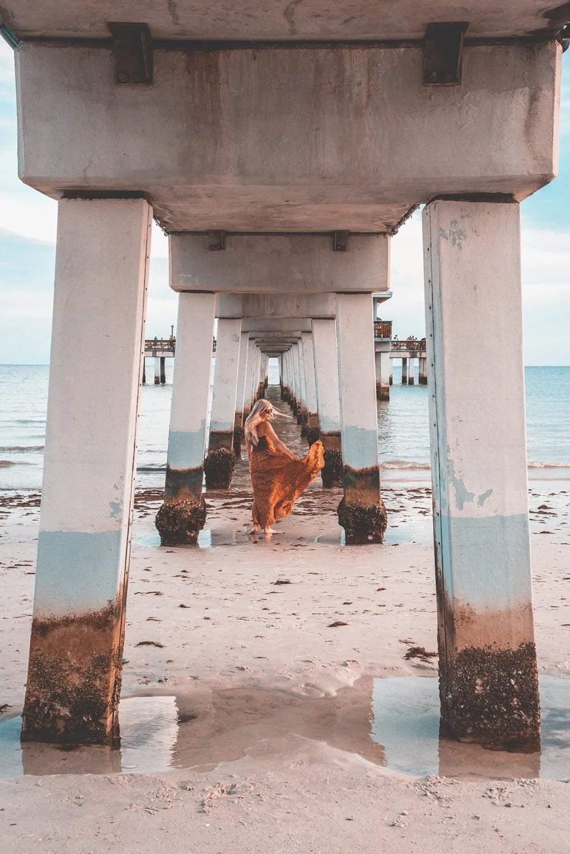 beste stranden op het eiland Sanibel