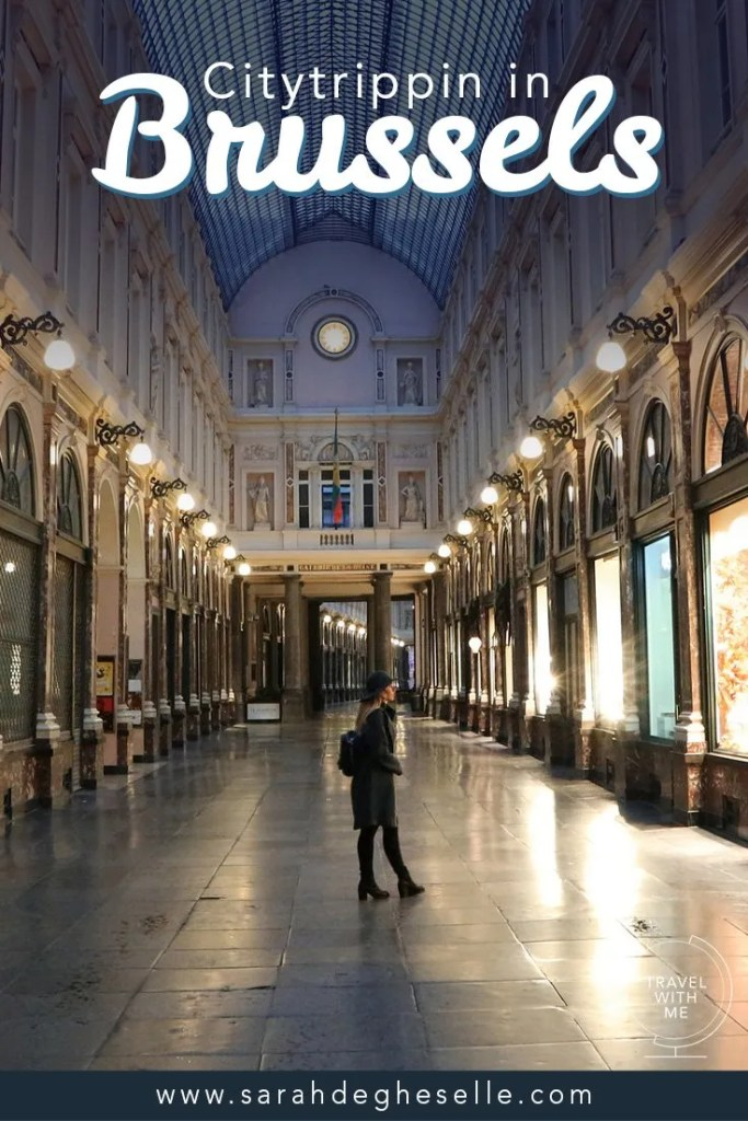 2 days of city trippen in Brussels   Belgium