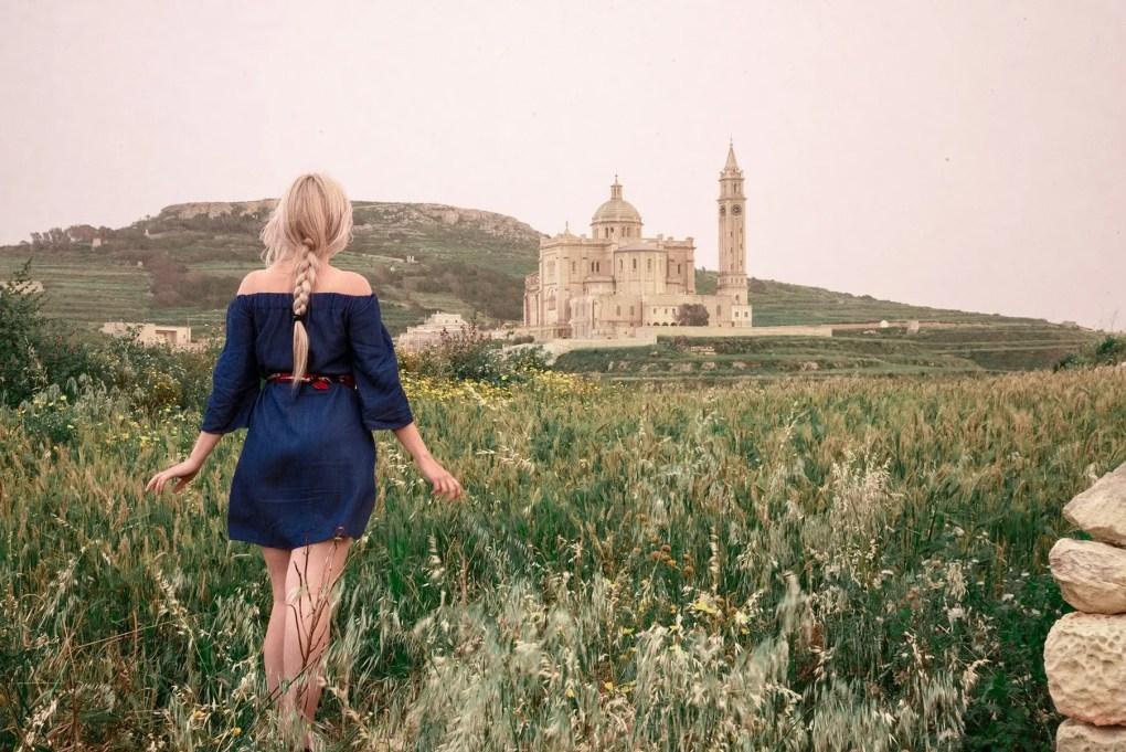 Ta 'Pinu Basilica Gozo