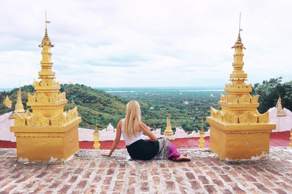 My personal top 5 of must do's in Myanmar