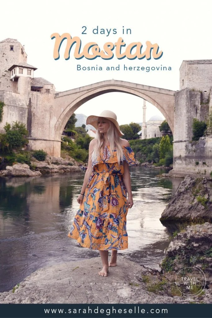 Why you must spend 2 days in Mostar | Bosnia and Herzegovina