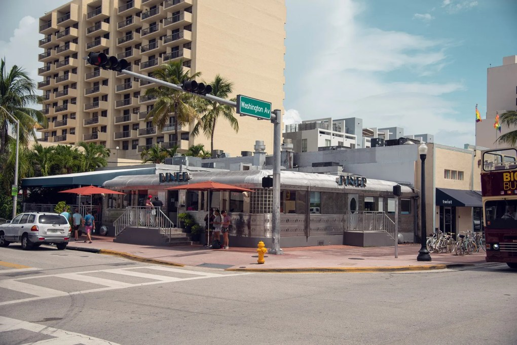Art Deco district Miami | USA