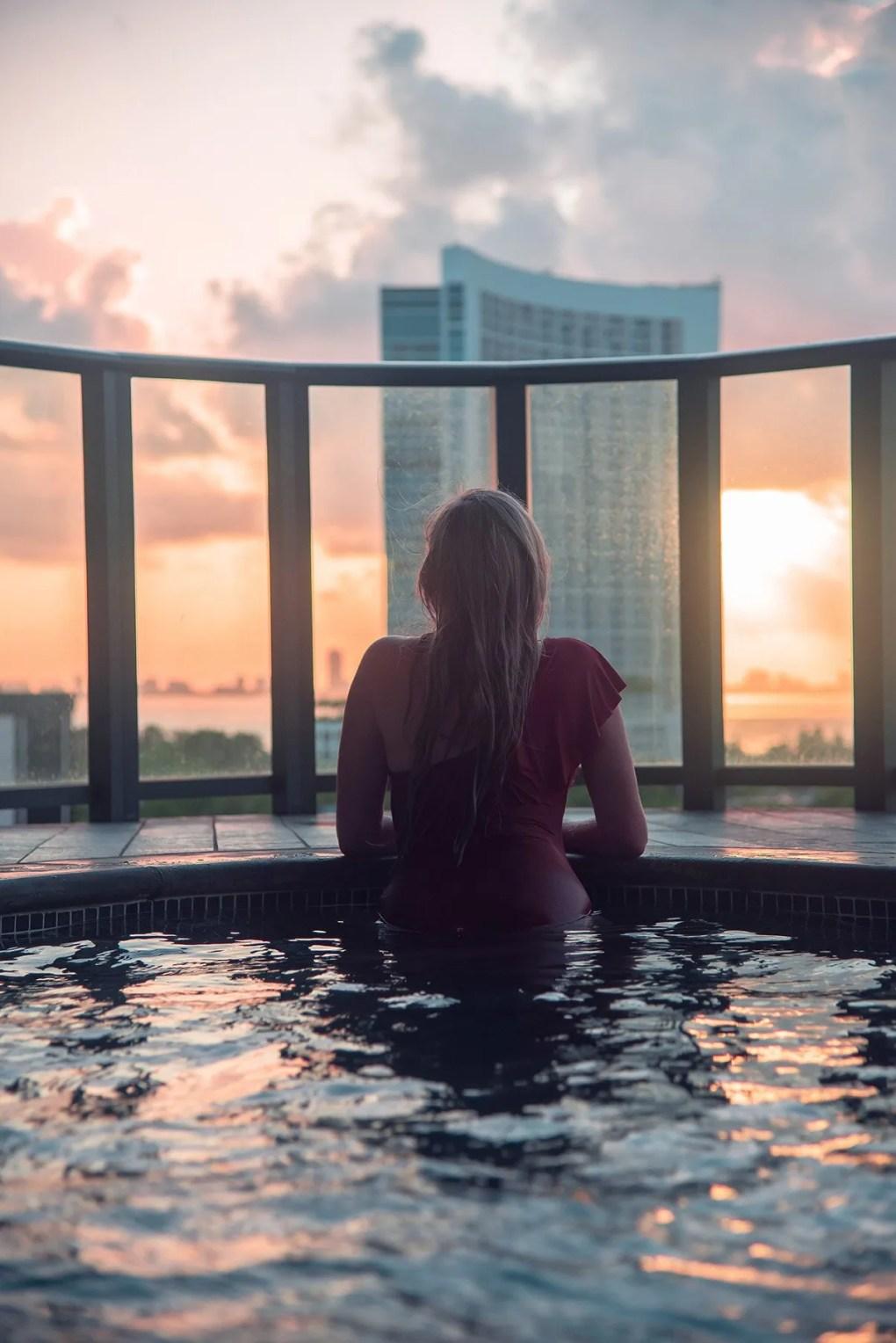 Hyde hotel midtown Miami | USA