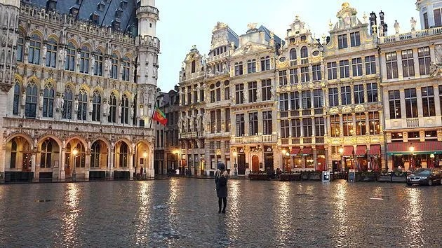 City trip Brussels - Travel with me by Sarah De Gheselle