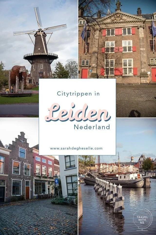 citytrip Leiden