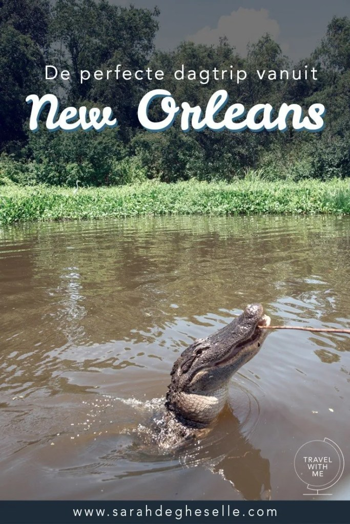 De perfecte dagtrip vanuit New Orleans | USA