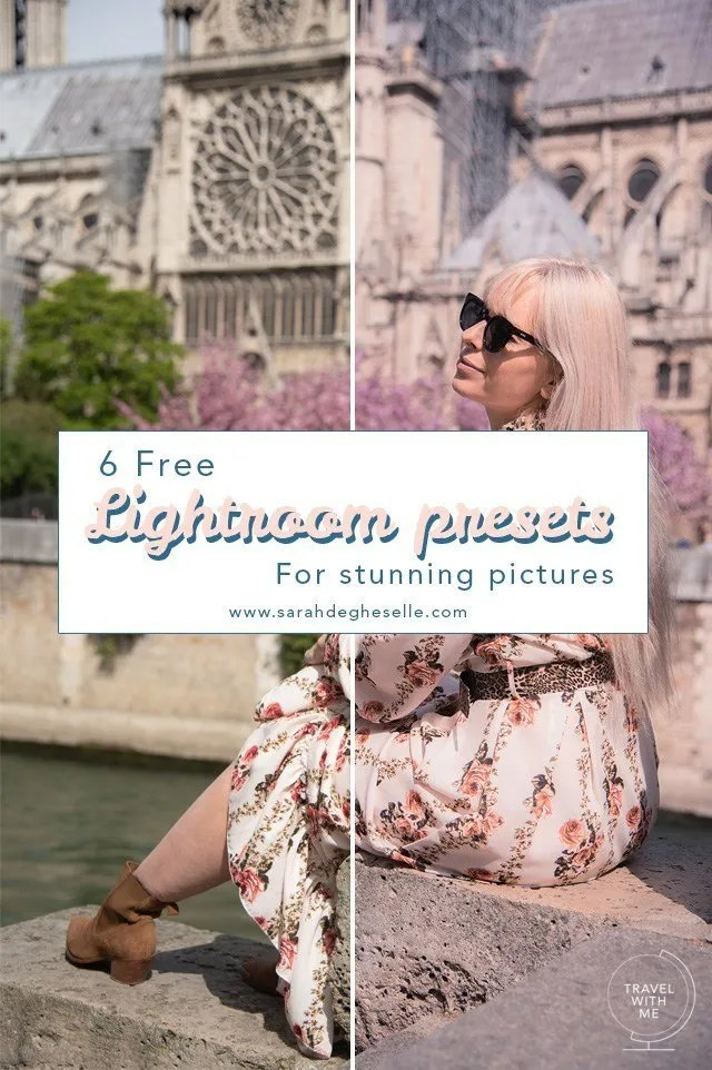 6 free lightroom presets
