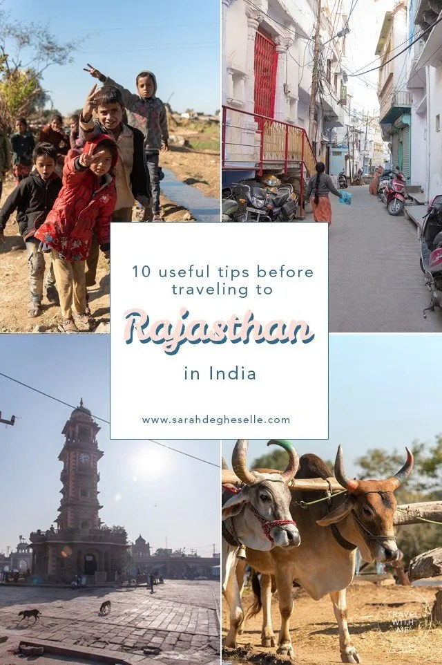 10 useful tips before traveling to Rajasthan India