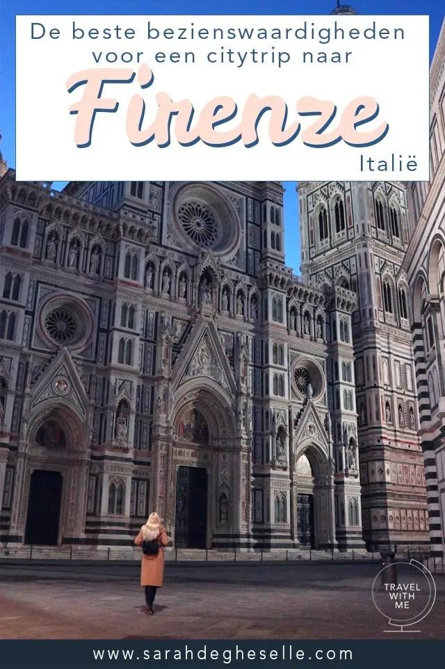 De beste bezienswaardigheden voor een citytrip naar Firenze   Italië