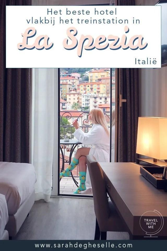 Het beste hotel in La Spezia vlakbij het treinstation