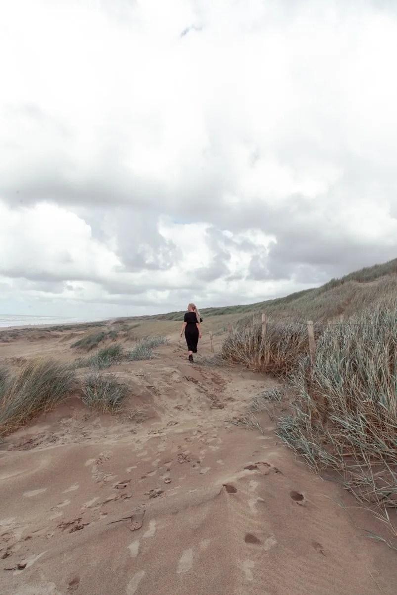 Noordwijk strand Nederland