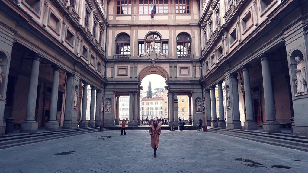 Galleria degli Uffizi, Italië