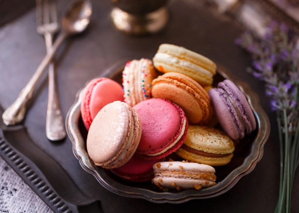 Macarons Parijs