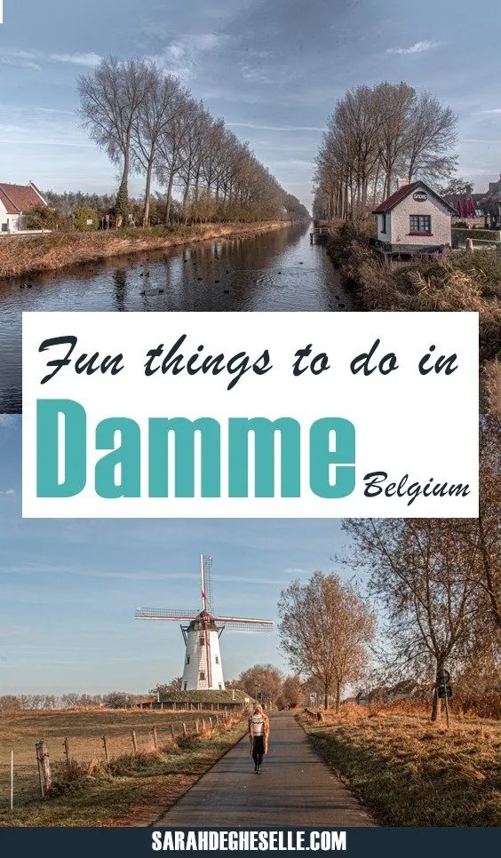 Things to do in Damme Belgium